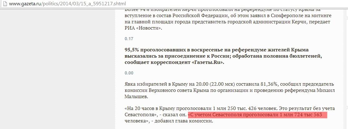 газета ру