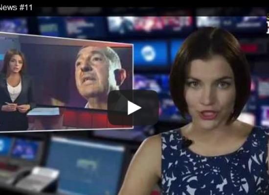 Недельный видеодайджест новостей от StopFake. Одиннадцатый выпуск.