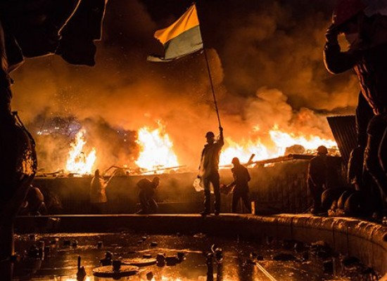 The Battle in Ukraine Means Everything