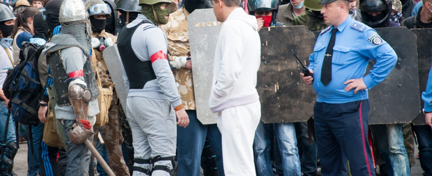 Lie from Tymoshenko: the police did everything possible to protect people in Odessa
