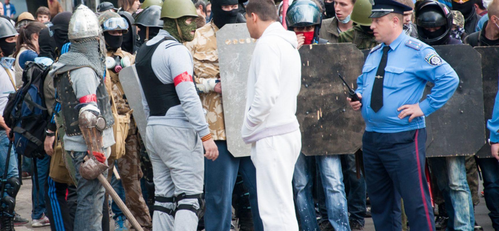 Неправда от Тимошенко: милиция сделала все возможное для защиты людей в Одессе