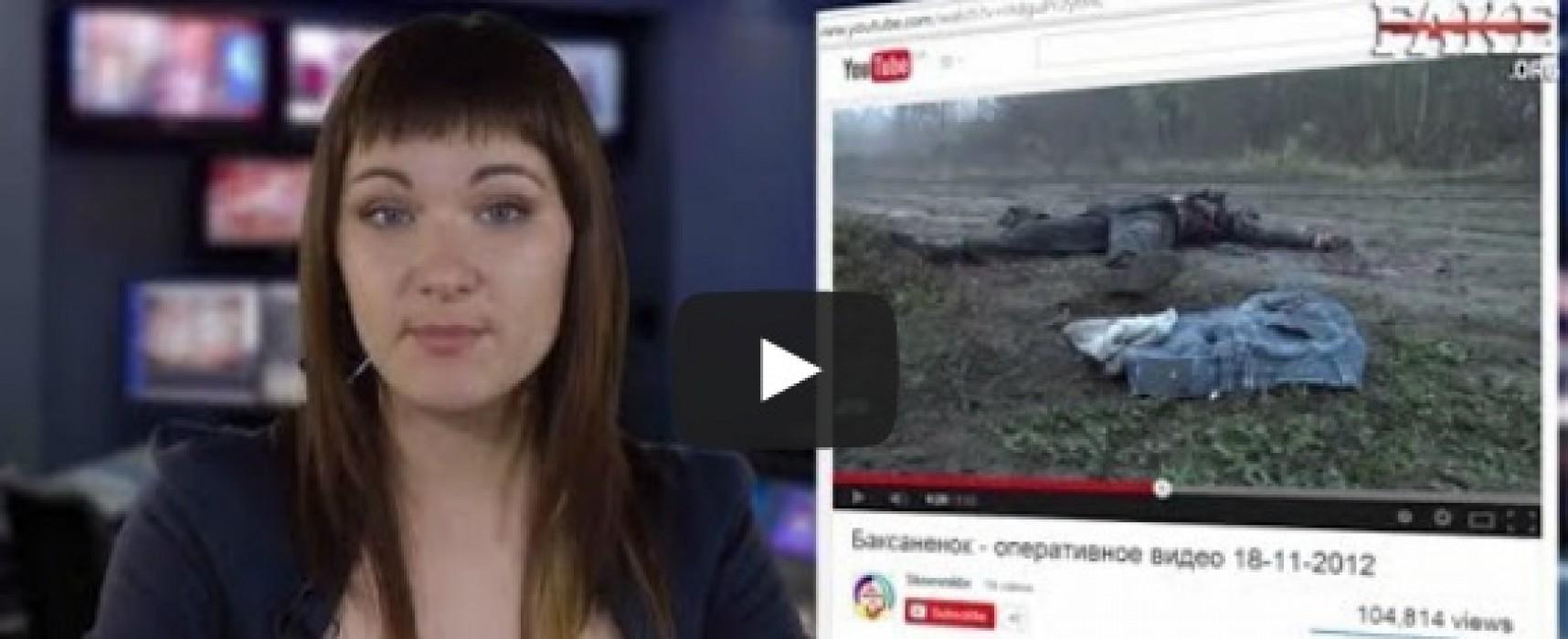 Недельный видеодайджест новостей от StopFake. Десятый выпуск.