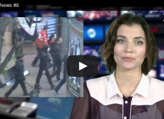 Недельный видеодайджест новостей от StopFake. Восьмой выпуск