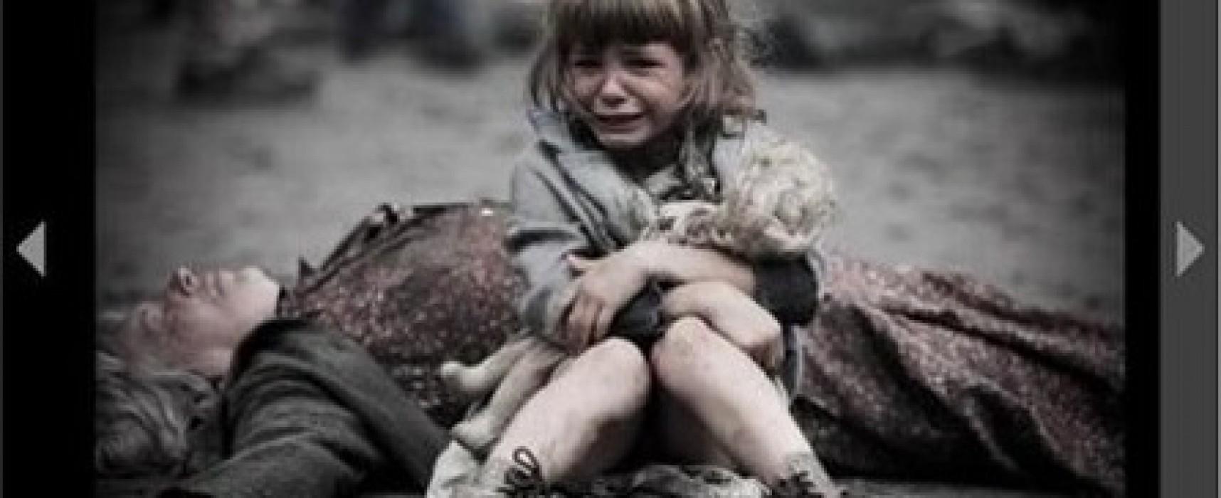 Кадр из кинофильма «Брестская крепость» представляется как фото с Донбасса