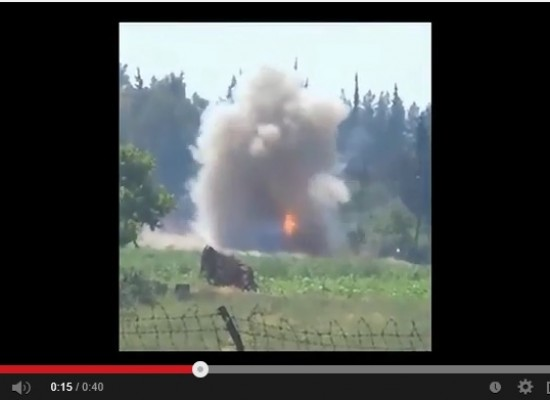 Syria Video Presented as the Actions of Donetsk Gunmen