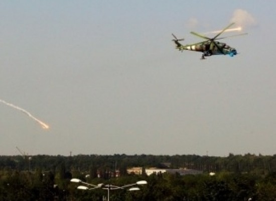 Lies: Members of 831 Mirgorod Air Brigade Shot Civilians in Donetsk