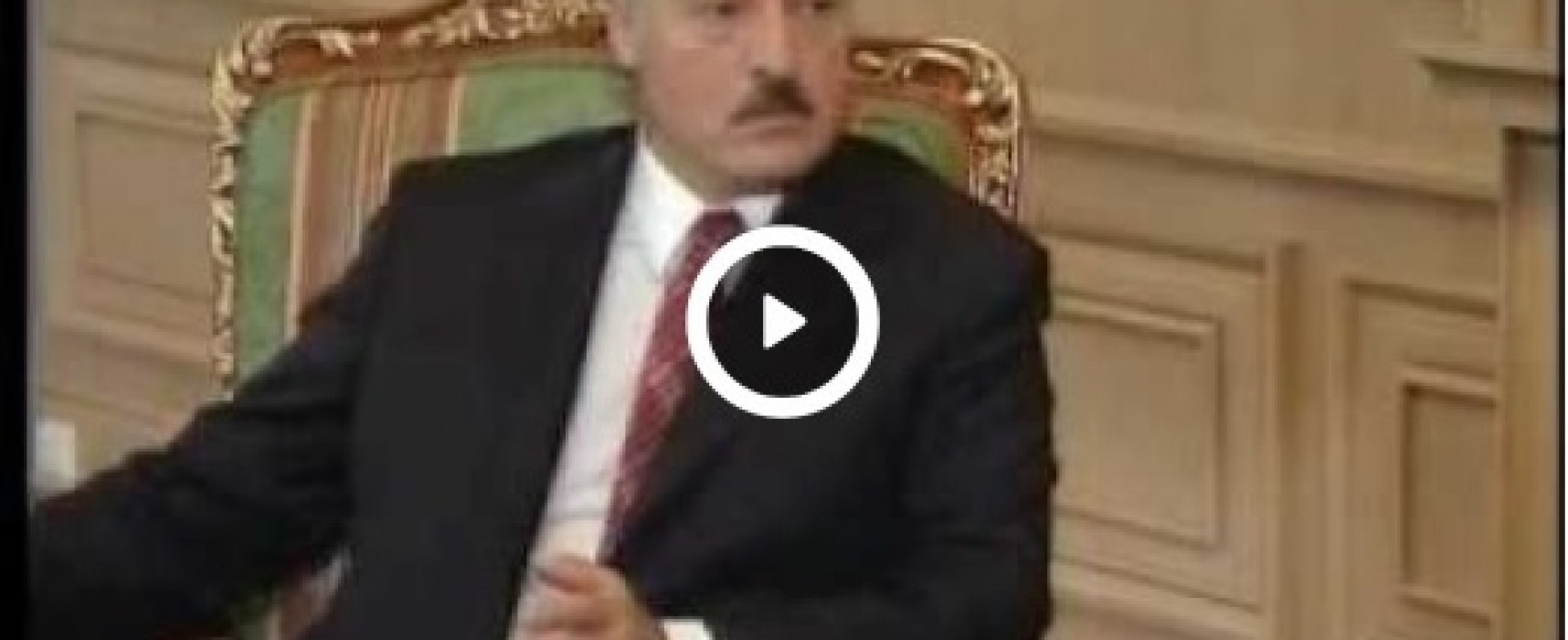 Lukashenko's Statements of 2010 about Closing the European Gas Pipeline is Presented as Breaking News