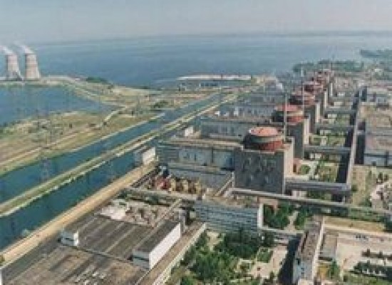 Zaporizhia City's Nuclear Power Plant Denies its Power Block was Taken Over by American Military
