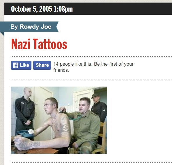 Скриншот сайта yourdailymedia