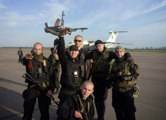Fake Photos of Soldiers and Armed Vehicles from Shot Down Ilyushin Il-76 are Spreading Across the Web