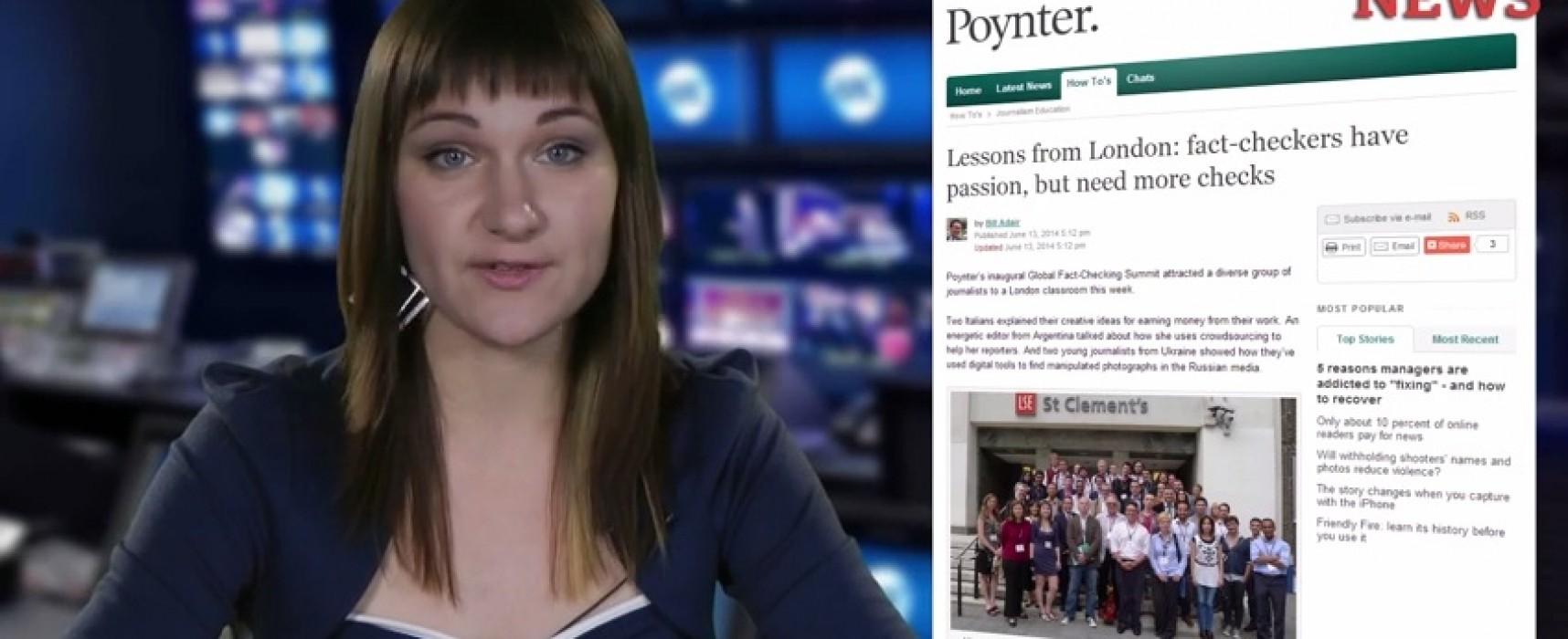 Недельный видеодайджест новостей от StopFake. Четырнадцатый выпуск