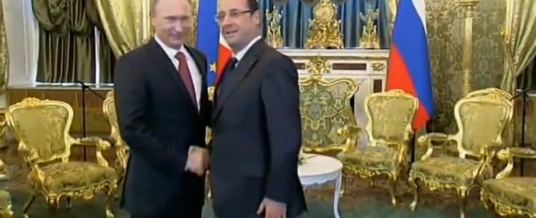 Как Кремль применяет мягкую силу во Франции