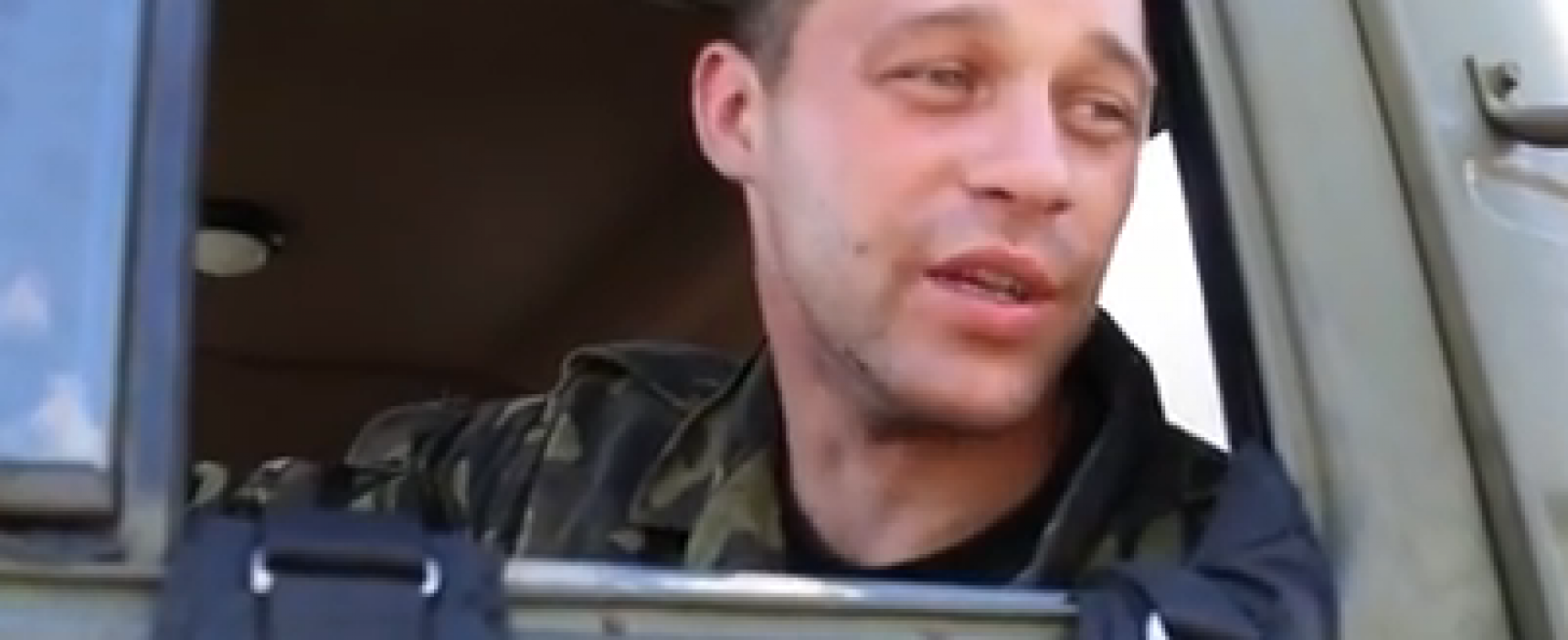 The lie of Russian mass media: Ukrainian soldiers kill their own men unwilling to fight