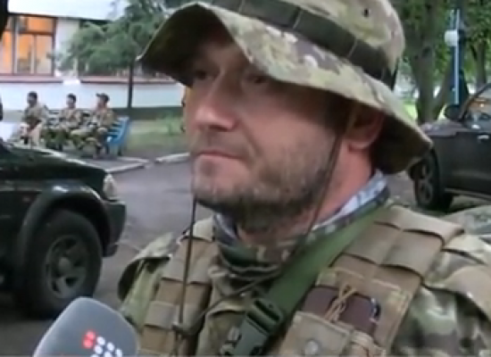 Lies: the «Right Sector» Refused to Abide by the Ceasefire