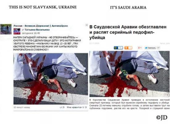 Топ-факты российской лжи об Украине. Часть 1