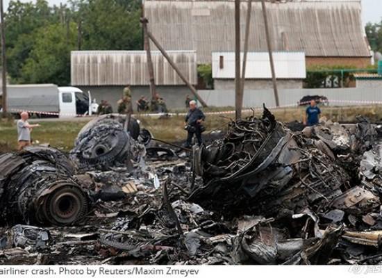 RT скрывает факты в связи со сбитым Боингом-777 (MH17)