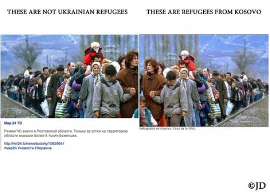 Топ-факты российской лжи об Украине. Часть 2