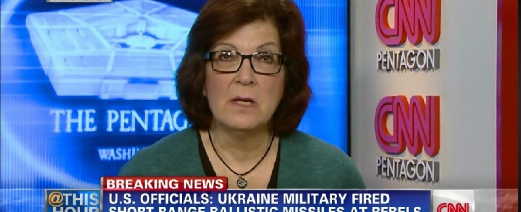 Совет нацбезопасности Украины и боевики «ДНР» опровергли информацию CNN о применении Украиной баллистических ракет на Донбассе