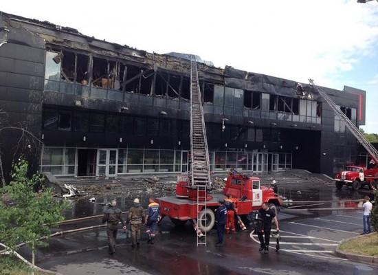 Телеканал Россия 24 использовал фейковое фото в сюжете о Донецке