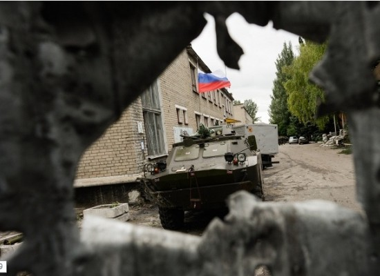 The Lie: Russian Militants were not Killed in Ukraine