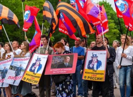 Противоречия в стане сторонников Кремля