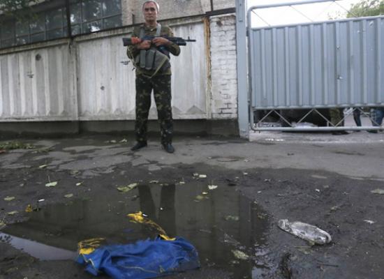 В Сети распространяется фейковое фото погибшего оператора Первого канала