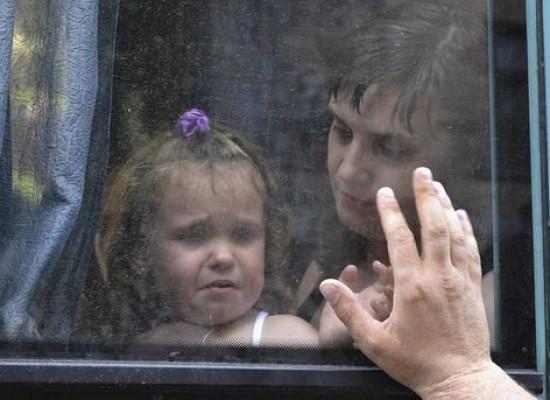 Манипуляция одной фотографией: от беженцев в Ростов до фильтрационных лагерей