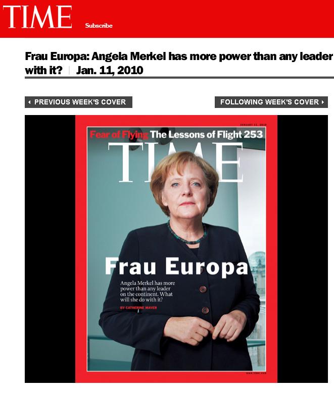Скриншот сайта Time