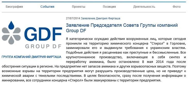 dmitryfirtash.com website