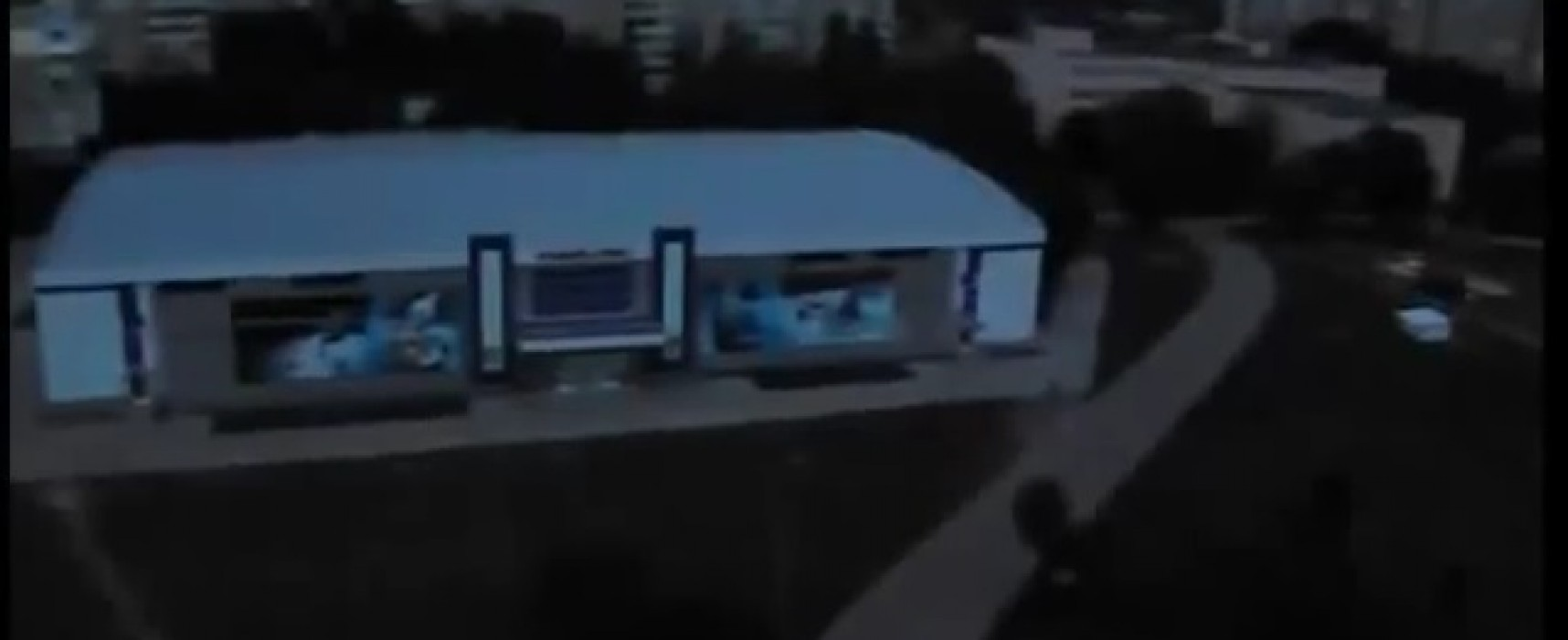 Видео из Луганска, снятое месяц назад, представили как актуальное