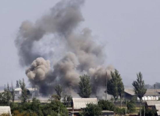 Ложь: российские войска не вторгались в Украину (обновлено)