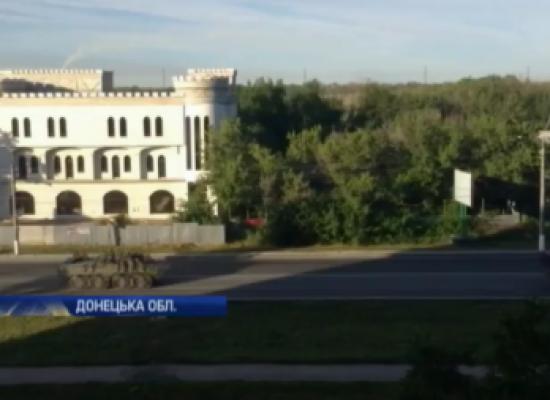 Украинский телеканал «Интер» проиллюстрировал новость о российской бронетехнике старым видео
