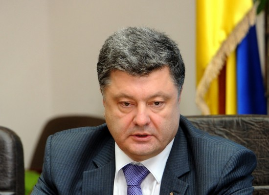 Fake: Poroshenko Gave Orders to End the ATO by August 22 and to Cut Off Gas Transit to Europe