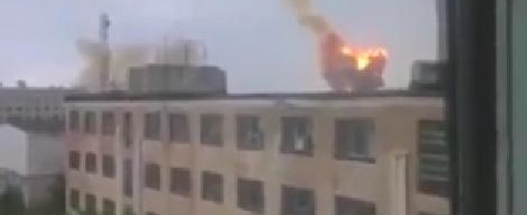 Video fake: Makeevka was Fired by Ballistic Missiles