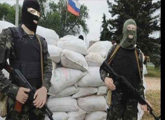 Luhansk Regional Administration Press Service Presented a Fake Photo of Mannequins on Checkpoints