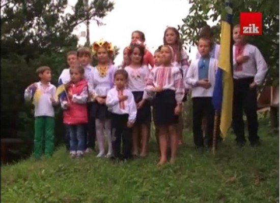 Fake: Children's Combat Battalion was Formed in Prykarpattia