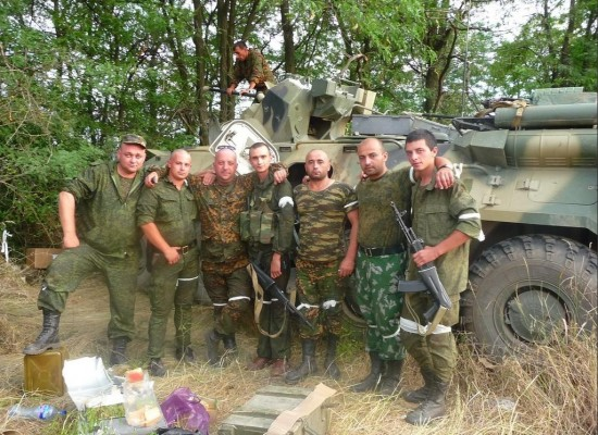 Proofs of Russian Troops Invasion in Ukraine