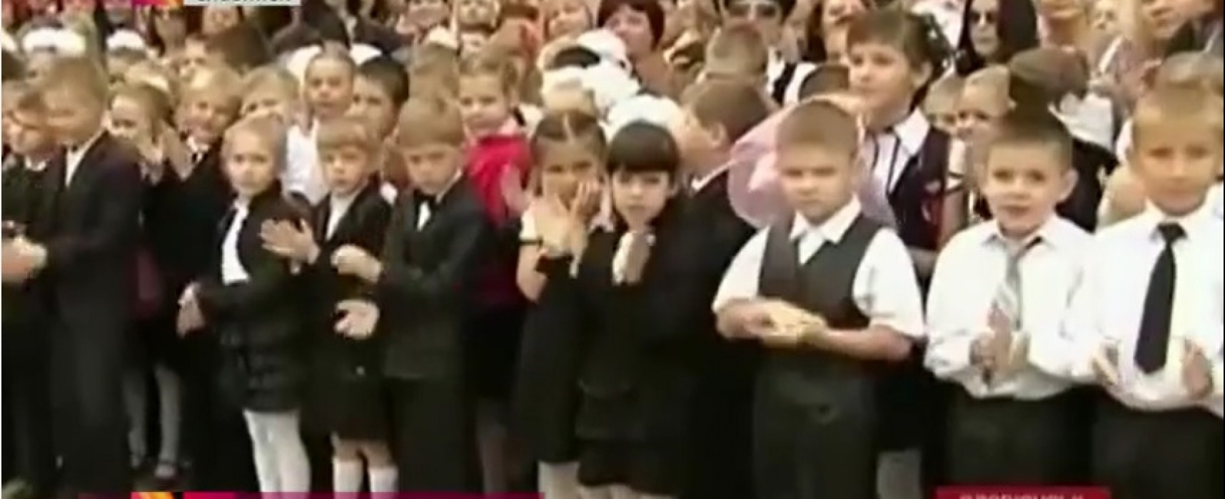 Children in Sloviansk Schools are not Forced to Learn German Instead of Russian