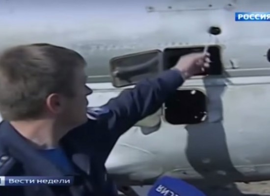 Russian TV Published Propaganda About MH17 That Actually Disproved The Kremlin's Main Theory