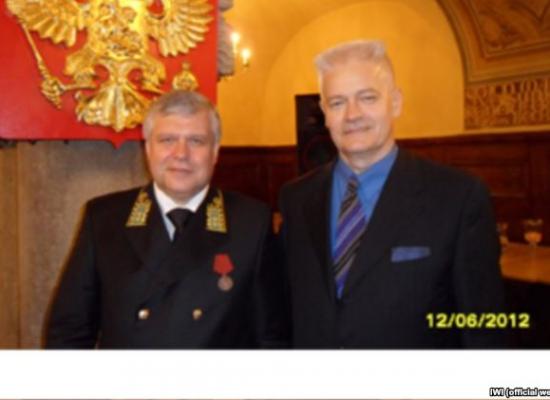 Лоренц Хааг, двойной профессор пропаганды Путина