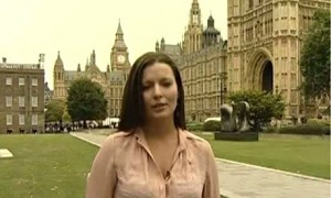Sara Firth resigned as RT's London correspondent over coverage of the MH17 plane
