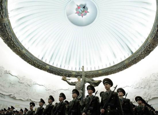 Russians Re-write History to Slur Ukraine Over War