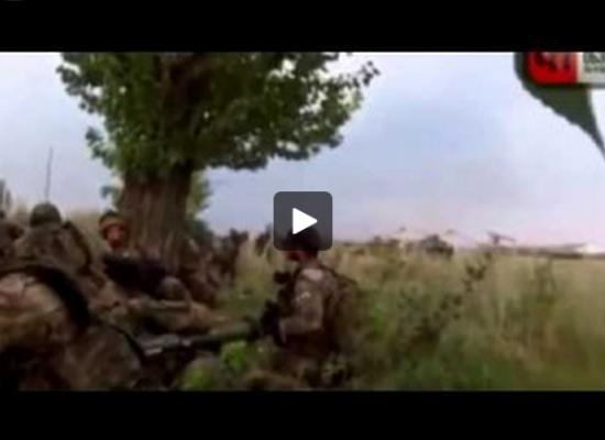 Фейк: Иностранные наемники Нацгвардии снимают на видео кровавые зверства