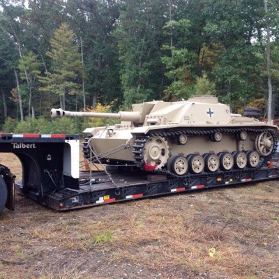 Fake: The Son of German Tankman Gave to Ukraine a World War II Tank as Beneficent Aid