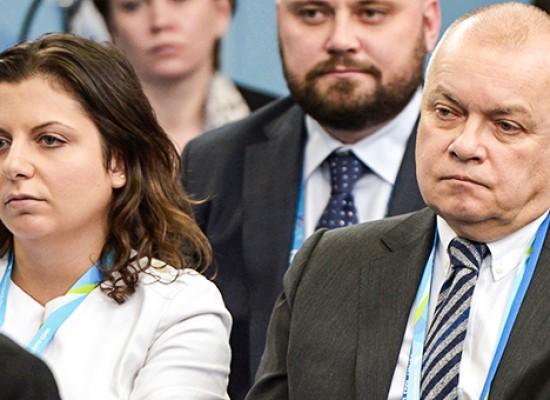 Россия создаcт новый интернет-проект для пропаганды за границей