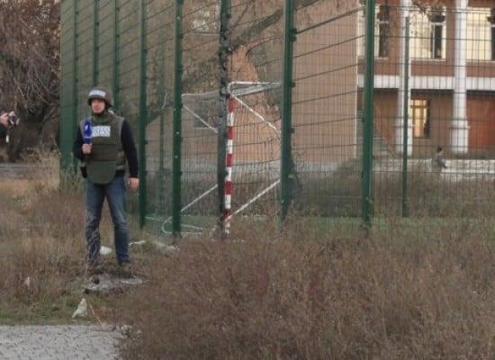 УП: снаряд, убивший детей в донецкой школе, прилетел не со стороны поселка Пески