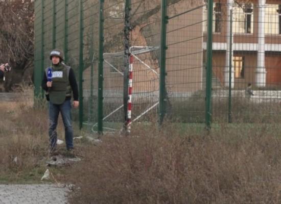 Ukrainska Pravda: the Shell, which Killed Children in Donetsk School, Didn't Come from Peski Village