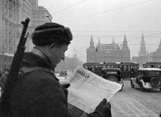 I Just Spent 7 Days Watching Only Russian News And Reading Pravda — Here's What I Learned