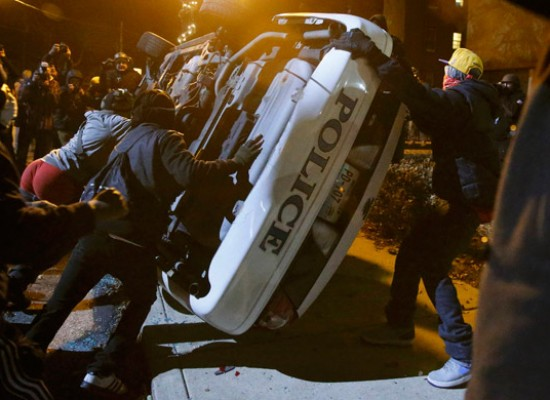Soviet Propaganda Back in Play With Ferguson Coverage