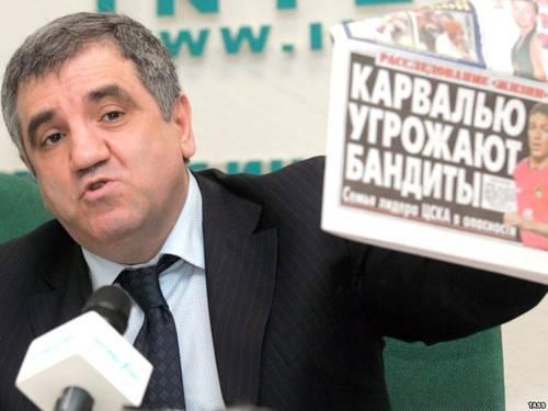 News Media head Aram Gabrelyanov